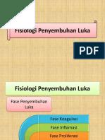 Fisiologi Penyembuhan Luka
