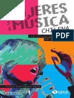 Libro Mujeres en La Musica Chilena