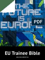 Brussels Brief  - EU Trainee Bible - Autumn 2019