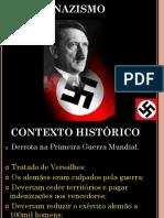 Nazismo Apresentação
