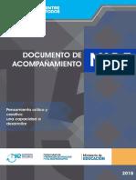 Documento de acompañamiento