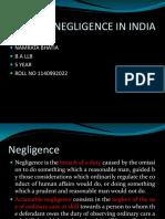 0_Presentation on Medical Negligence (2)