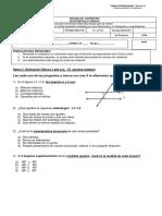 Evaluación Geometría 6to FINAL Sug Listas