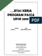 Program Selepas Upsr 2019