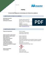 66 Lauril Eter Sulfato de Sodio 27 - Fispq 140117-03 Ghs