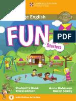 Fun for Starters 3e SB STUDENT BOOK.pdf