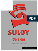 Cátalago Abril 2019