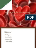 Interpretação Das Anemias