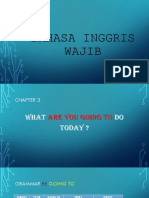 Presentasi What Are You Going to Do
