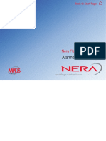 Nera Fleet Alarms and Messages