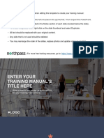 Training Manual PowerPoint Template.pptx