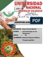 ADITIVOS ALIMENTARIOS .docx