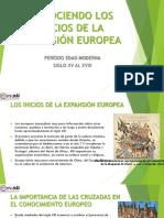 Apunte Conociendo Los Inicios de La Expansion Europea 57173 20170202 20151204 173620