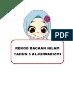 Cover Nilam