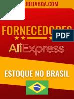 Lista Fornecedores Dropshipping Aliexpress Estoque No Brasil (1)