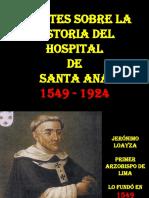 Exp 1 2017 - Historia Del Hospital de Santa Ana