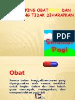 Penyuluhan Efek Samping Obat