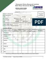 PEPRI Application Form June 2019
