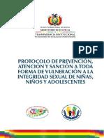 PROTOCOLO Sancion Integridad Sexual Niños y Adolescentes