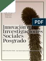 Innovación en Investigaciones Sociales POSGRADO