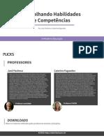 ebook Habilidade e Competências