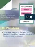 Von Neumann Architecture 2019