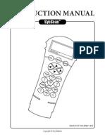 Synscan V4 Hand Control Manual SSHCV4-F-161208V1-En