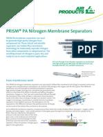 Prism Membrane General Info Sheet 14