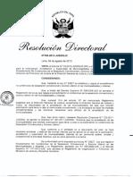 DIRECTIVA DE ACREDITACIONES