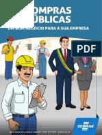 (2017) CARTILHA SEBRAE - Compras Públicas - Um Bom Negócio Para a Sua Empresa