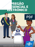 (2017) CARTILHA SEBRAE - Pregão Presencial e Pregão Eletrônico