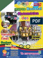 Bases Menudo Kids 2019