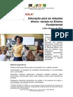 PLANO DE AULA ÉTNICO-RACIAL NO ENSINO FNDAMENTAL