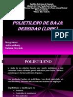 Polietileno de Baja Densidad Presentacion