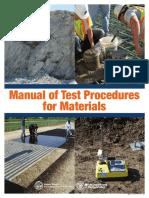 Test Procedures Manual