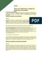 NIIF Para Las Pymes Seccion 6 Resumen