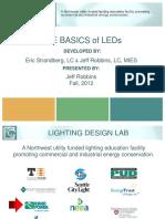 Basics of LEDs