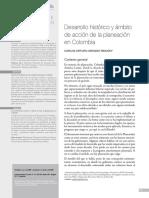 Dialnet-DesarrolloHistoricoYAmbitoDeAccionDeLaPlaneacionEn-6403461