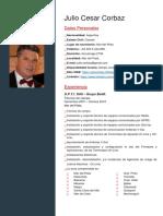 CV Julio Cesar Corbaz