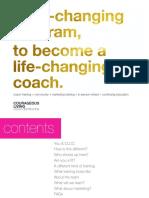 Courageous Living Coach Certification