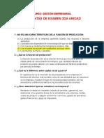 Preguntas de Examen 2da Unidad