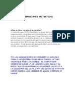 ASIGNACIONES_ARITMETICAS
