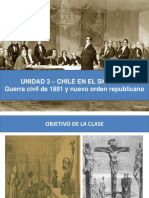 Clase 7 - Guerra Civil 1891