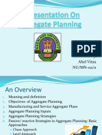 A Presentation On Aggregate Planning.pptx