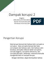Dampak Korupsi-WPS Office
