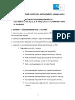 Revisão Do Regime Juridico Do Arrendamento Urbano (NRAU)