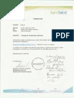 Comunicado Firmado