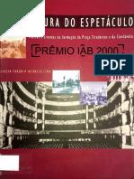 Evelyn Furquim Werneck Lima_Arquitetura Do Espetáculo_Parte 1