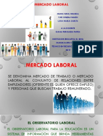 Mercado Laboral Diapositivas