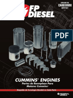 Catálogo Fp Diesel Cummins 2011